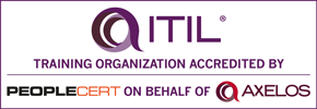 ITIL Approved Examination Organization on behalf of Axelos